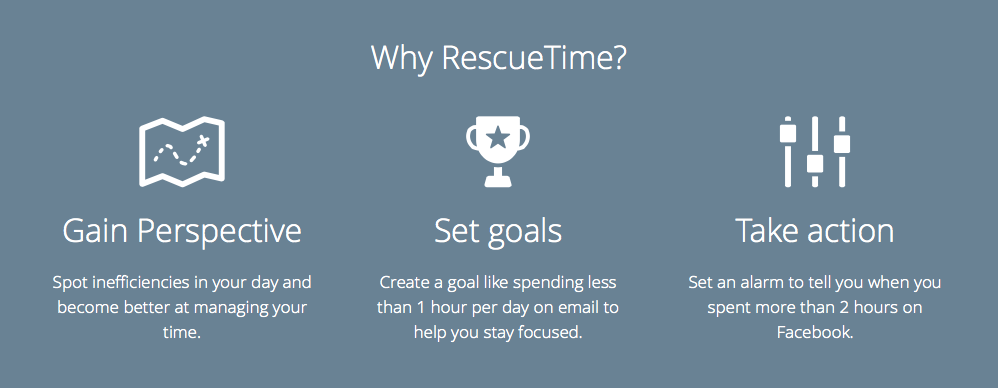 why rescuetime